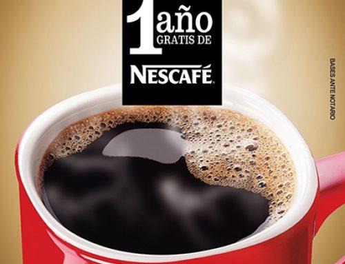 Tu café de siempre Nescafé
