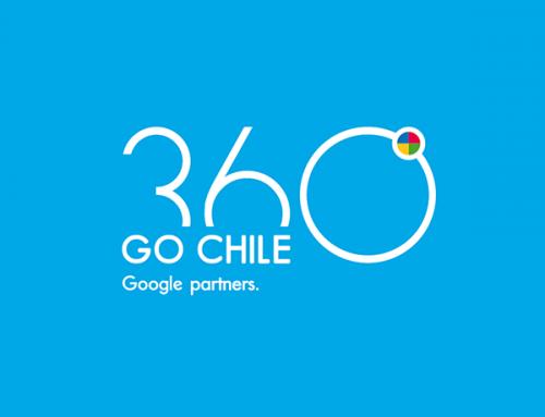 Diseño Imagen Corporativa 360go Chile