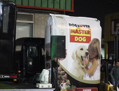 Activación Promo Mega Mundialera Master Dog