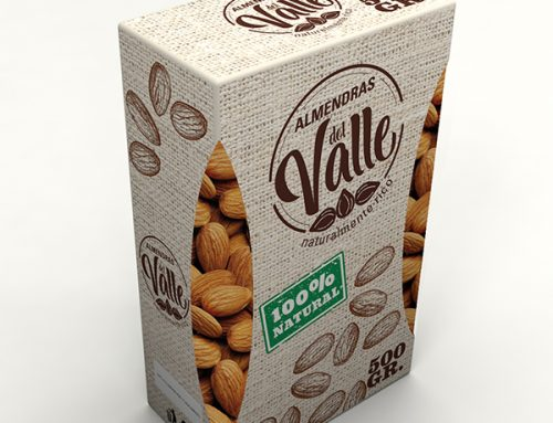 Packaging Almendras del Valle