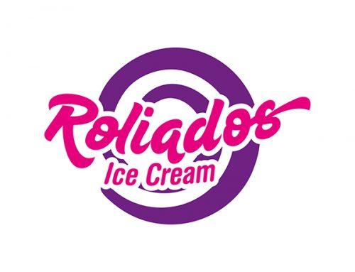 Diseño de Imagen Corporativa Roliados Ice Cream