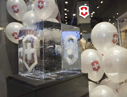 Ice Block Challenge Victorinox Chile