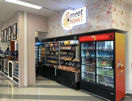 Instalación Locales Meet Point